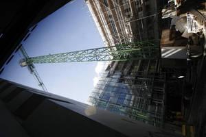 High Rise Crane