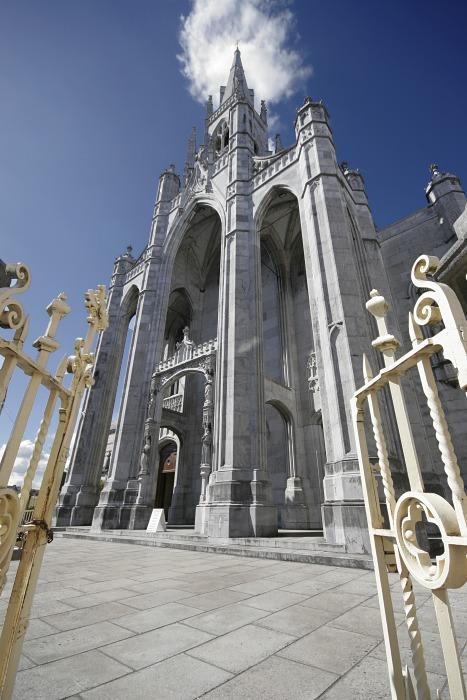 Holy Trinity Church by donncha