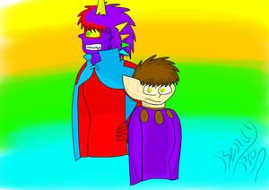 Majora and Marcus