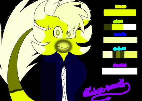 Kaleb (new OC)
