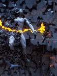 Baptised by fire - Prometheus