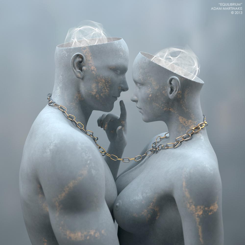 Equilibrium by deignis