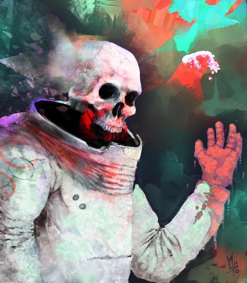 Space-oddity by Tensaiteki