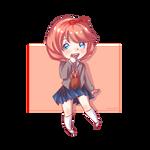 Doki Doki Literature Cub - Sayori