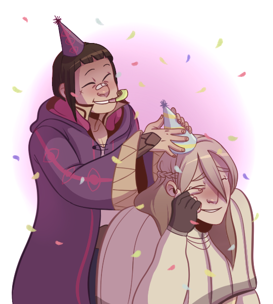 happy birthdaaay by InkyFridays