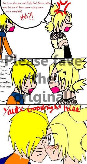 Naruto x temari love fanfiction