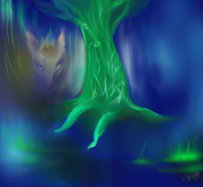 Emerald Dream by spookzira