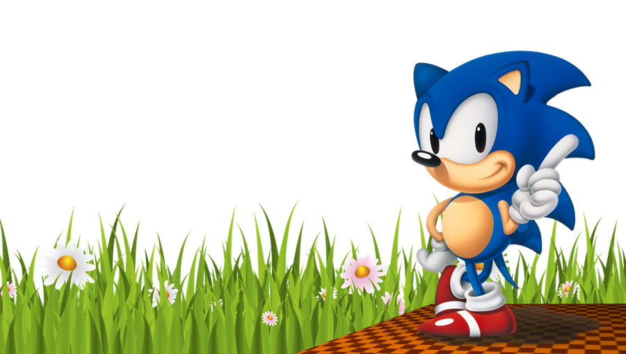 Sonic Classic Vita Wallpaper By Inviso