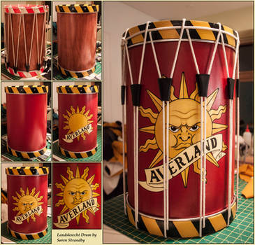 Warhammer Fantasy - Drum by Ring-A-Ding