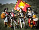 Warhammer Fantasy - Von Kaltdorf's Death Heads