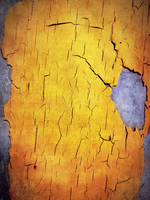 Yellow Crackle Texture by Izzie-Hill