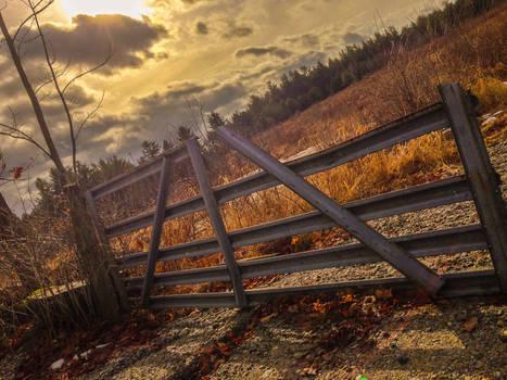 Through the Broken Gate