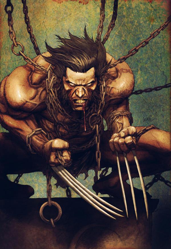 Leinil yu Wolverine color 4fun