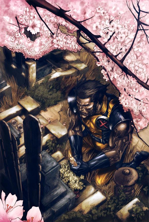 Leinilyu Wolverine colorFinish