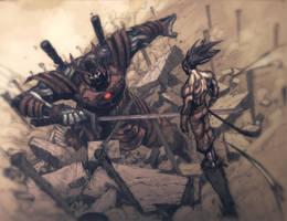 Nefar007 versus