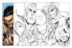 The Avengers Alvin Lee ColrWIP