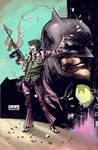 Batman Joker Sean Murphy color