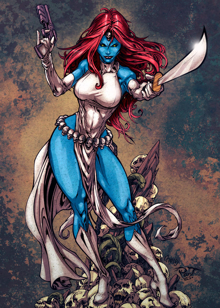 Mystique by Pant by SpicerColor