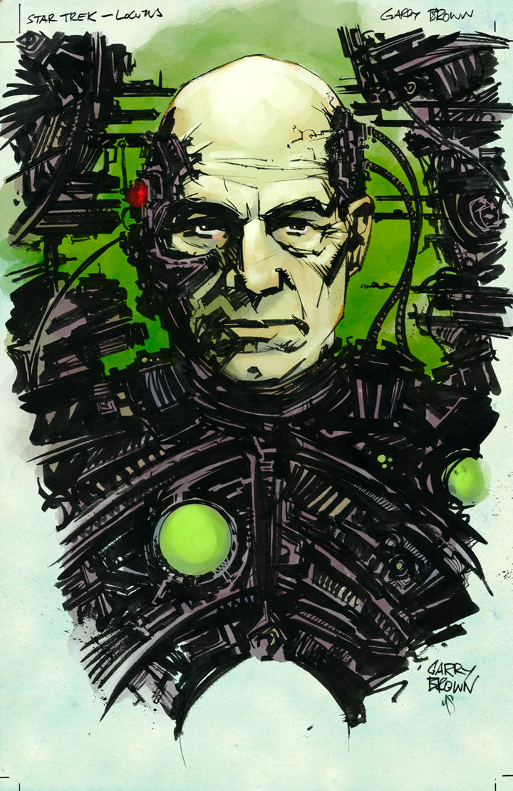 Borg by Brown by SpicerColor