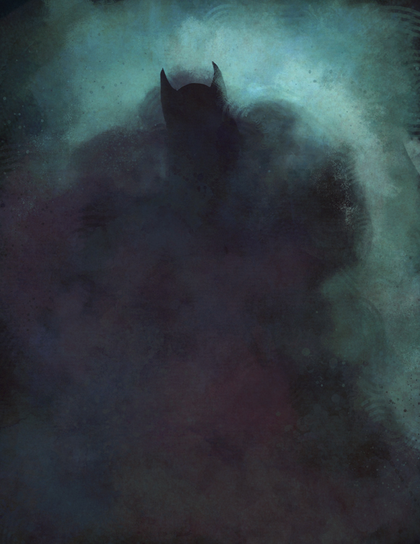 Batman by SpicerColor