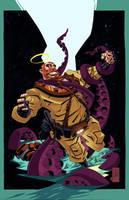Release the Kraken colors Dellagatta by SpicerColor