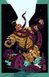 Release the Kraken colors Dellagatta