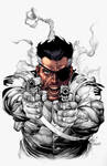 Nick Fury Leinil Yu