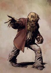 The Scarecrow Capullo