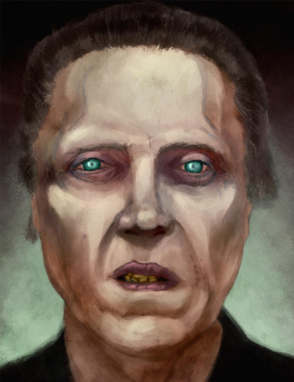 The Walken Dead by SpicerColor