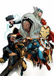 Coipel Marvel Heroes