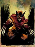 Dibari Classic Wolverine by SpicerColor