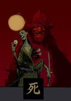 Querio Samurai by SpicerColor
