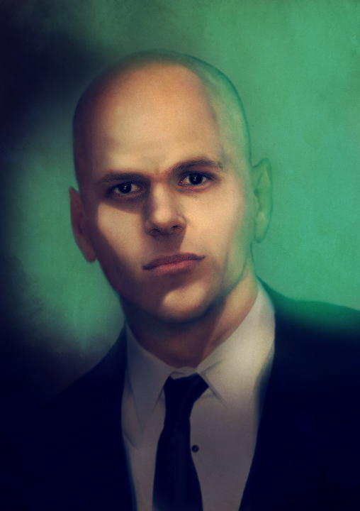 Lex Luthor Eisenberg by SpicerColor