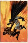 Brown Batman