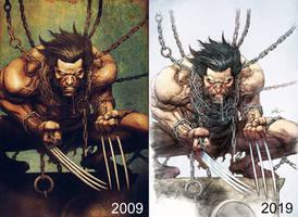 Leinil Yu Wolverine Color 09 19