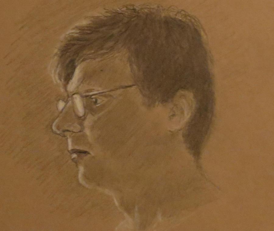 Self Portrait by Rav3nf13nd