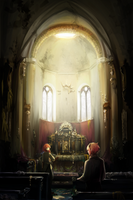 AA: the oratory by avodkabottle