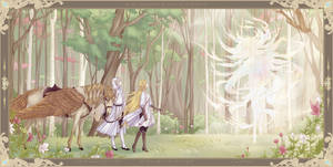 AA: forest friends