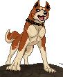 Pixel Riki Sprite by Frozenstar-Warrior