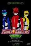 Power Rangers Beast Morphers Poster