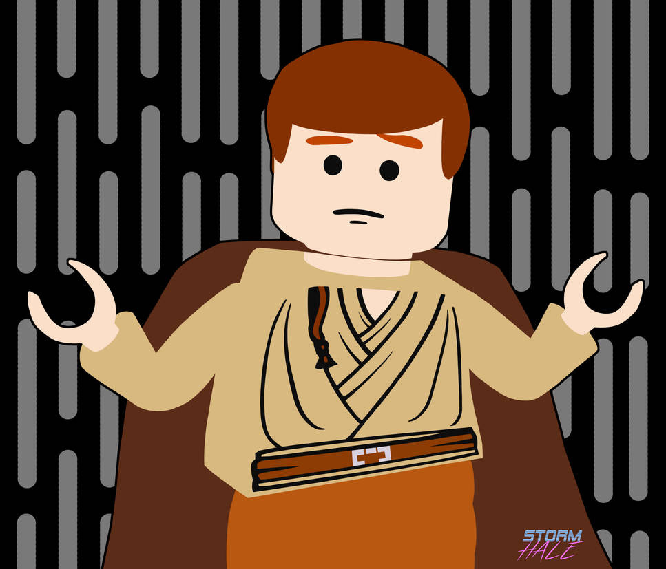 a475823f4562 Lego Star Wars - What's a Jedi to Do? by Stormhale on DeviantArt