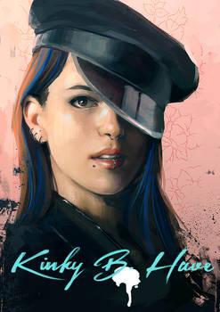 Kinky B. Have Portrait