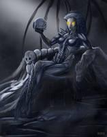 Queen of Blades_2 by Phil-Sanchez