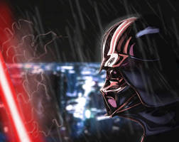 Darth Vader by Phil-Sanchez