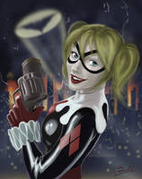 Harley Quinn by Phil-Sanchez