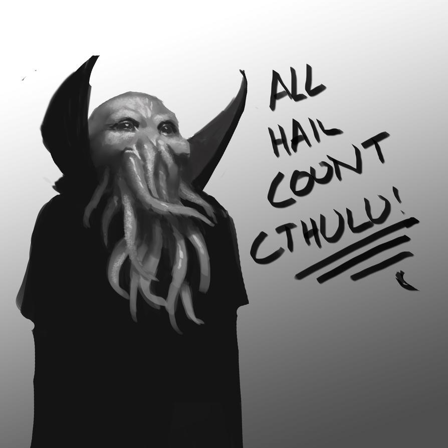 Count Cthulu by Phil-Sanchez
