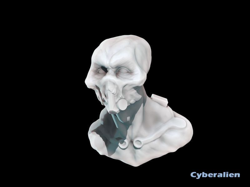 Cyberguy by Phil-Sanchez