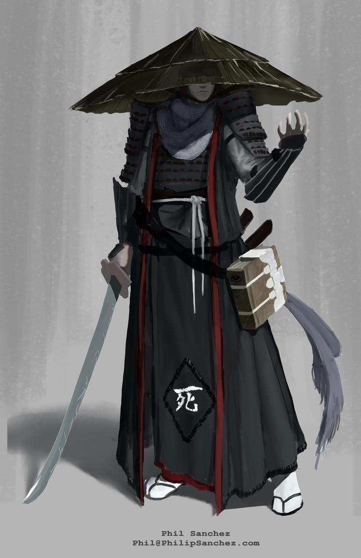 Shinigami by Phil-Sanchez