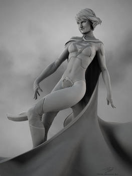 Supergirl (Render05)