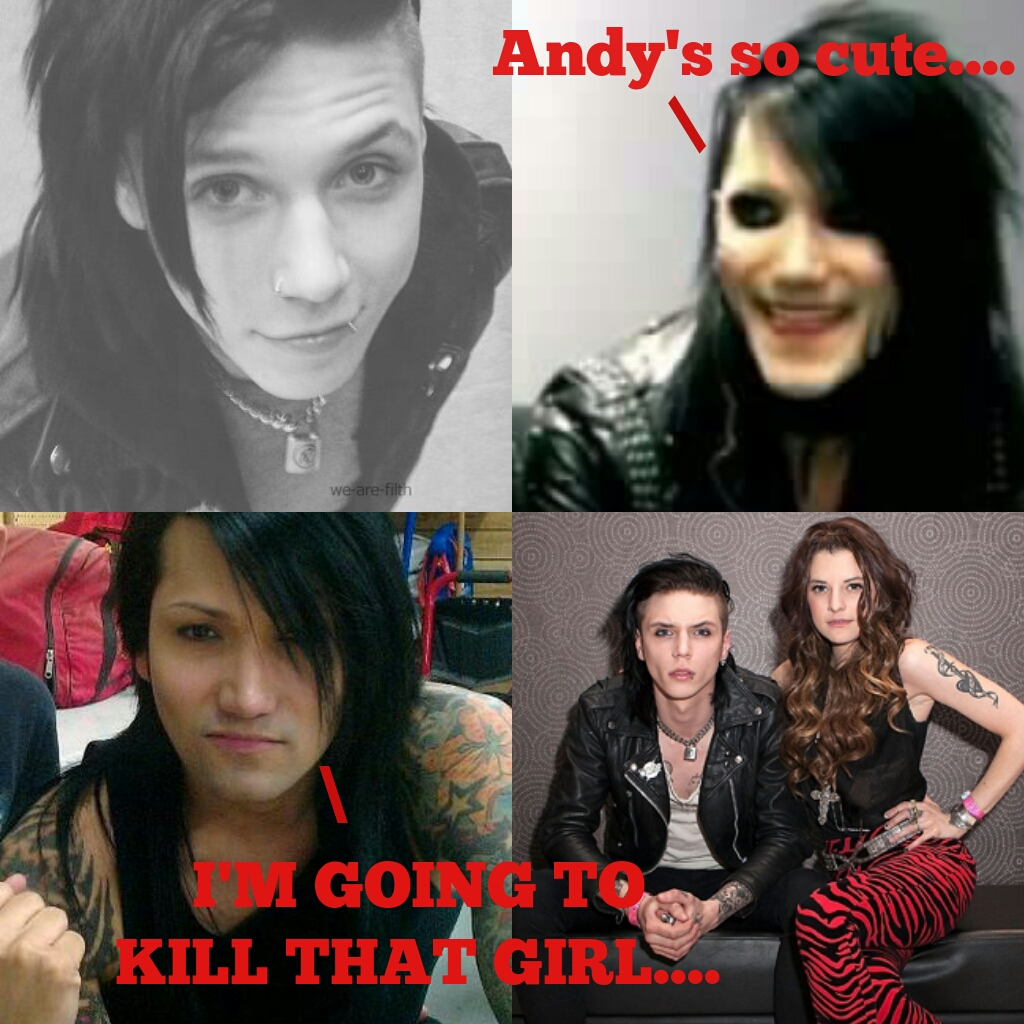 ashley loves andy by musicxlove91 on deviantart